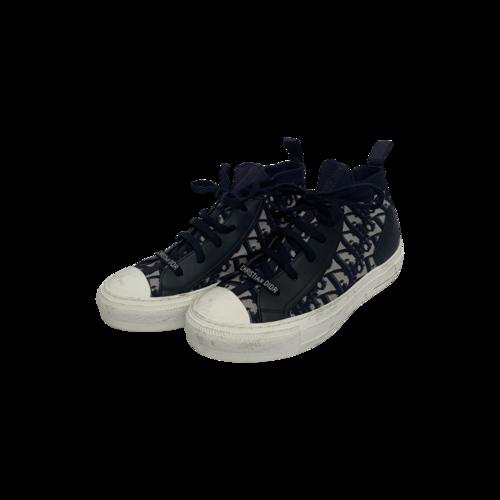 Dior Blue Walk'N'Dior Sneakers