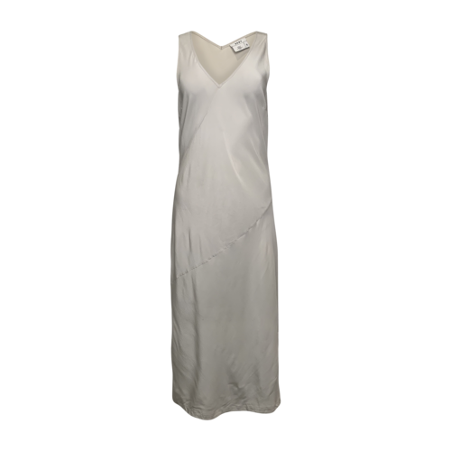 DKNY Grey Bias Cut Dress