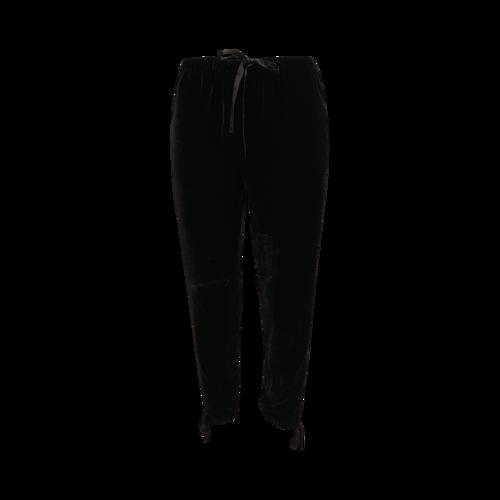 Joie Black Velvet Pants