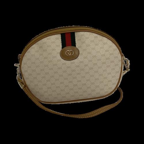 Gucci Micro GG Crossbody Bag