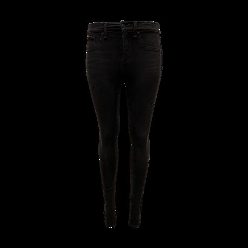 rag & bone Black High Rise Jeans