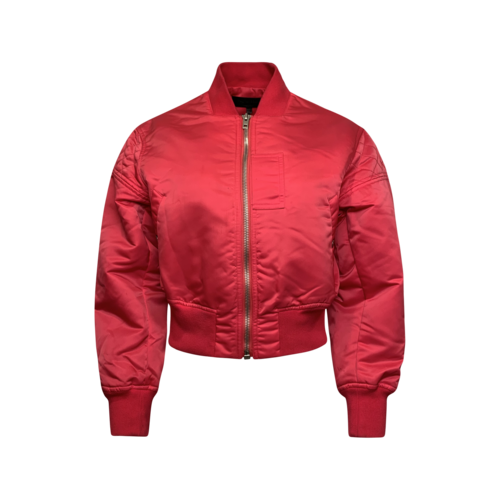 rag & bone Hot Pink Bomber Jacket