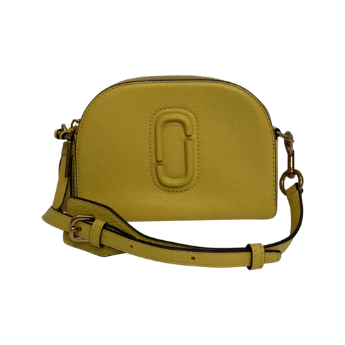Marc Jacobs Yellow Shutter Camera Bag