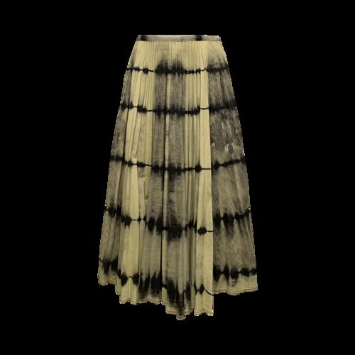 "Dior ""Jupe"" Denim Skirt"