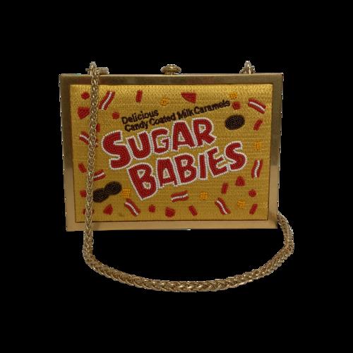 Alice + Olivia Sugar Babies Clutch Bag