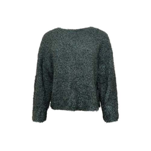 Vince Blue Tinsel Sweater