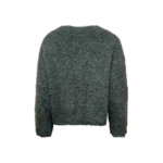 Blue Tinsel Sweater