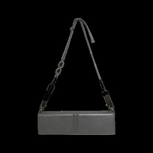 Rick Owens Metallic Crossbody Bag