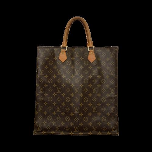 Louis Vuitton Monogram Sac Plat Bag