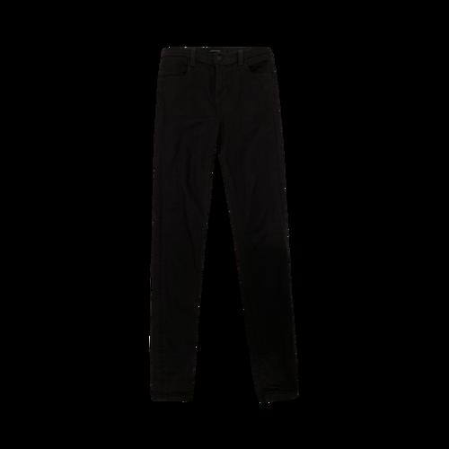 "J Brand Black ""Maria"" Skinny Jeans"