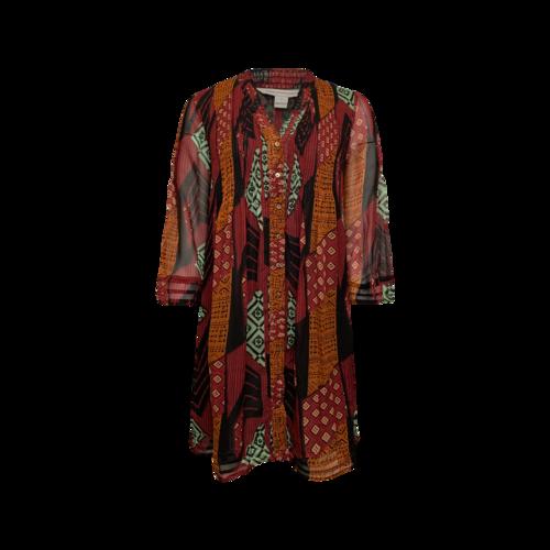 """Diane von Furstenberg """"Layla"""" Printed Dress"""
