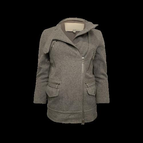 3.1 Phillip Lim Grey Wool Utility Jacket