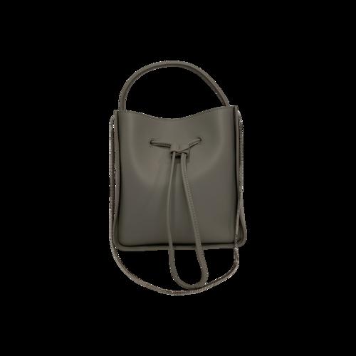 "3.1 Phillip Lim Grey ""Soleil"" Bucket Bag"