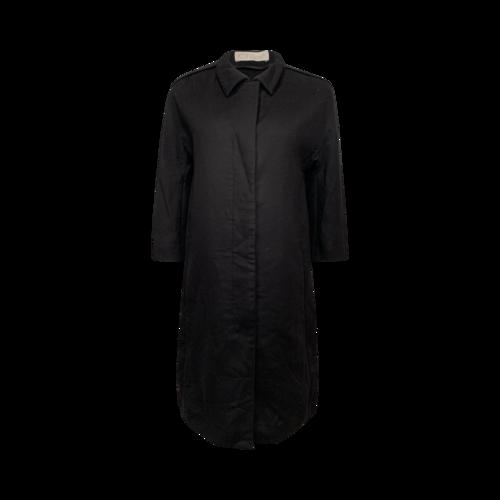 Chloé Black Quarter Sleeve Peacoat
