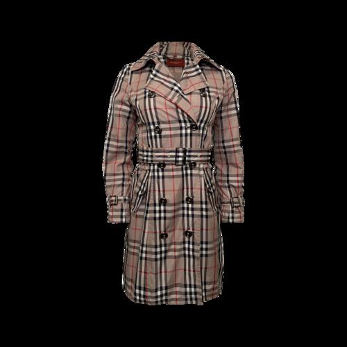 """Burberry Beige """"Kempton"""" Trench Coat"""