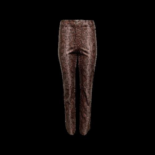 I.AM.GIA Snakeskin Print Pants