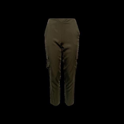 BCBGMAXAZRIA Olive Green Cargo Pants