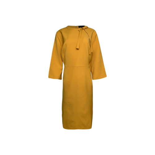Eloquii Yellow Three Season Dress