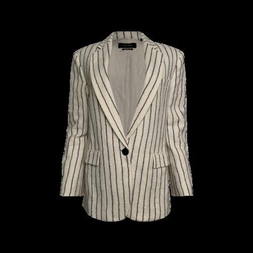 """Isabel Marant """"Lexington"""" Stripe  Blazer"""