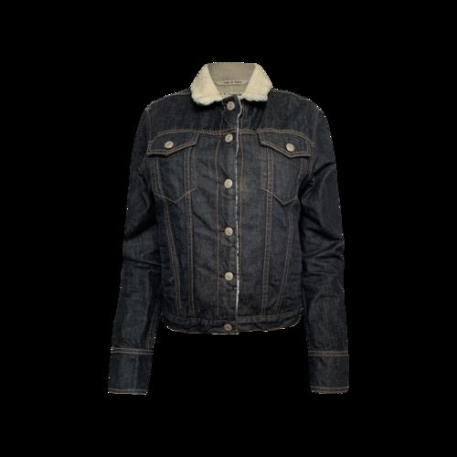 rag & bone Fleece Lined Denim Jacket