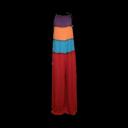 """Bohn Jsell Multi-Color """"Rumba"""" Jumpsuit"""