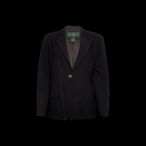 Ralph Lauren Black Vintage Blazer