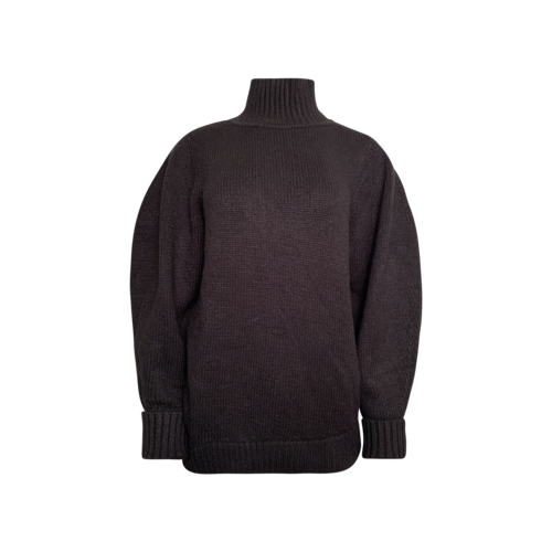 Michael Costello x Revolve Black Turtleneck Sweater