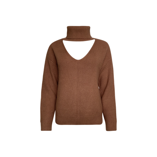 """Lovers and Friends Brown """"Tove"""" Sweater"""