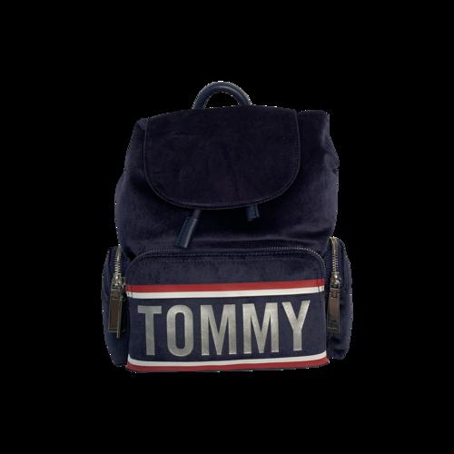 Tommy Hilfiger Blue Logo Mini Backpack