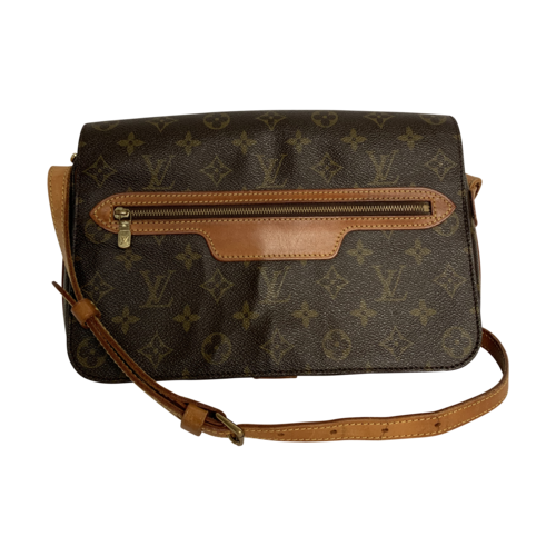"Louis Vuitton Monogram ""Saint Germain"" Crossbody Bag"