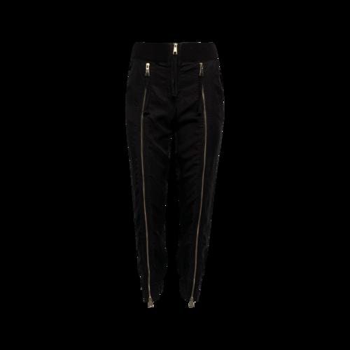 Marciano Black Multi Zip Jogger Pants