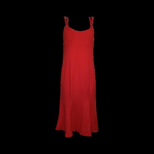 "NBD Candy Red ""Melody"" Midi Dress"