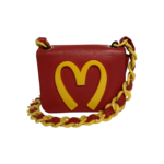Jeremy Scott for Moschino McDonald's Bag