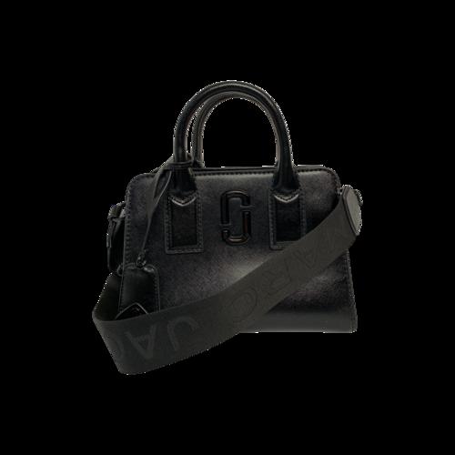 """Marc Jacobs Black """"Little Big Shot"""" DTM Bag"""