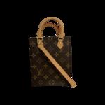 Monogram Petite Sac Plat Bag