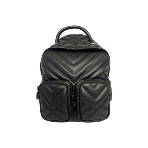 Sam Edelman Black Mini Backpack