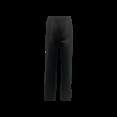 Blumarine Black Tuxedo Pants