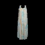 Multi Long Tie Dye Dress