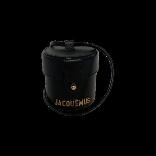 JACQUEMUS Black Le Vanity Bag