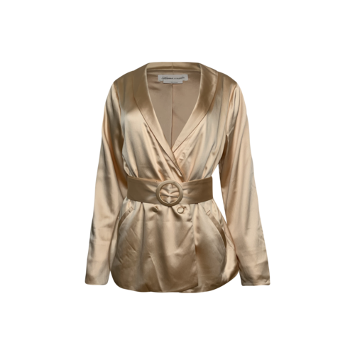 """Lovers and Friends """"Holt"""" Blazer in Champagne"""