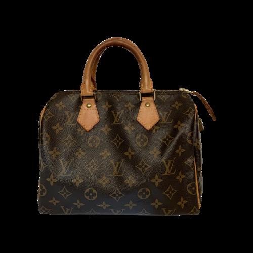 """Louis Vuitton Monogram """"Speedy"""" Mini Bag"""