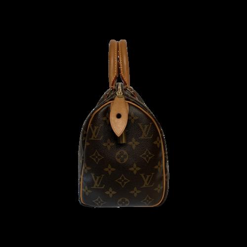 "Monogram ""Speedy"" Mini Bag"