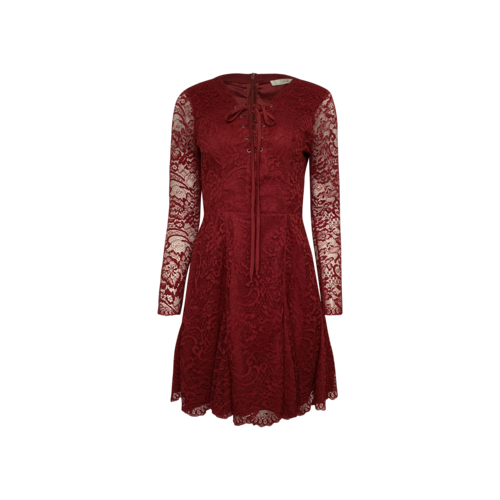 """Lovers and Friends Red """"Mercury"""" Lace Dress"""