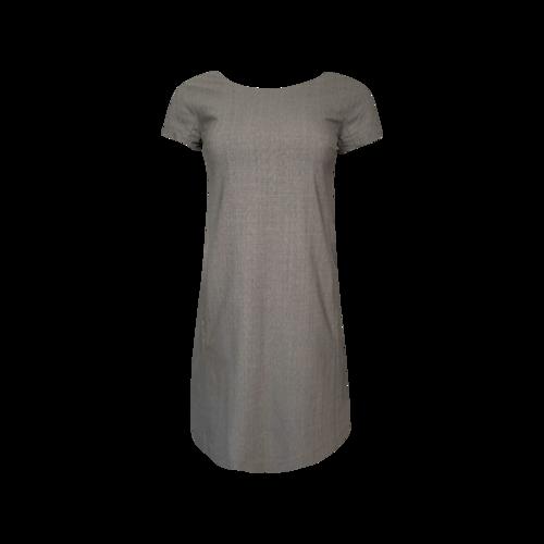 Theory Grey Sheath Dress