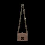Pink Metropolis Mini Crossbody Bag
