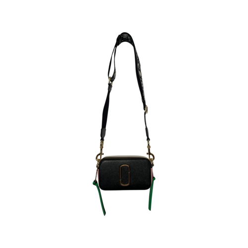 Marc Jacobs Multi-Color Small Camera Snapshot Bag