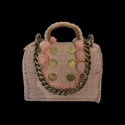 """Kooreloo Pink Petite """"Juliet"""" Bag"""