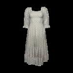 "Green ""Rigby"" Smocked Midi Dress"