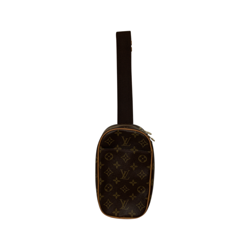 Louis Vuitton Monogram Pochette Gange Bag