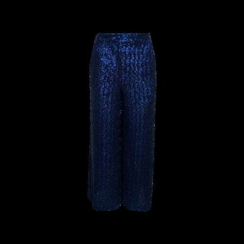 PT01 Blue Sequin Pants